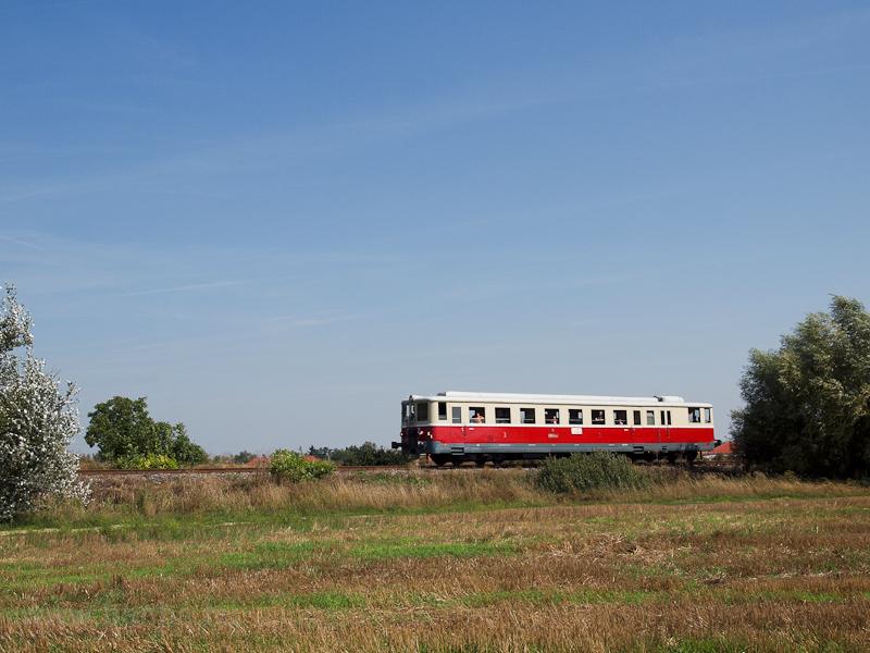 A ŽSR M262 004 Negyed  fotó