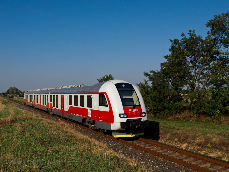 The ŽSSK 861 028-3 see photo