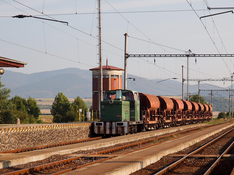 The ŽSR 710 429-2 seen photo