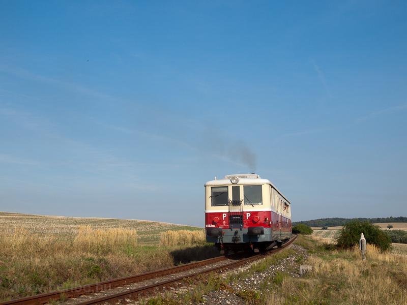 A ŽSR M262 004 Kovácsi fotó