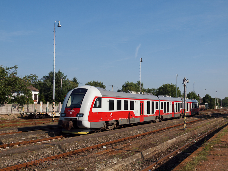 The ŽSSK 861 023-4 see photo