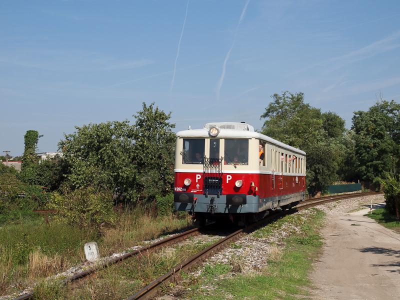 A ŽSR M262 004 Deáki é fotó