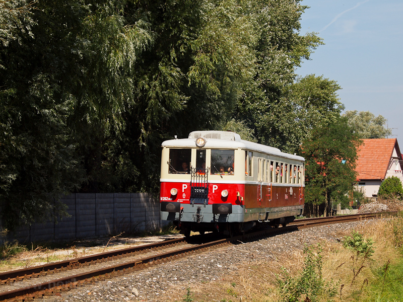 The ŽSR M262 004 seen  photo