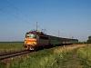A ŽSSK 240 121-4 Óhaj-Hull és Zsitvafödémes között