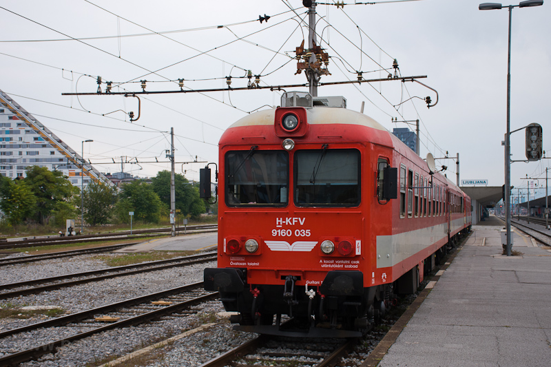 The KFV 9160 035 seen at Lj photo