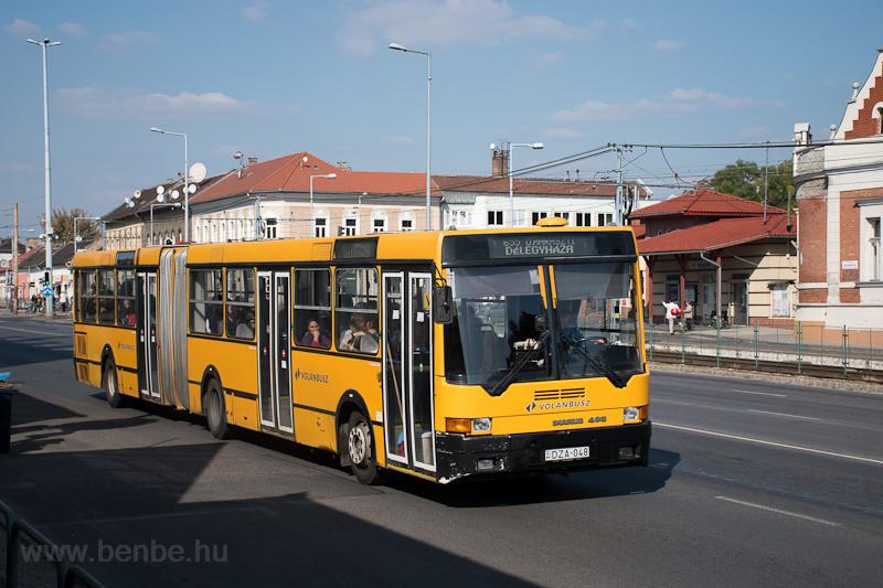 A DZA-048 rendszámú Ikarus  fotó