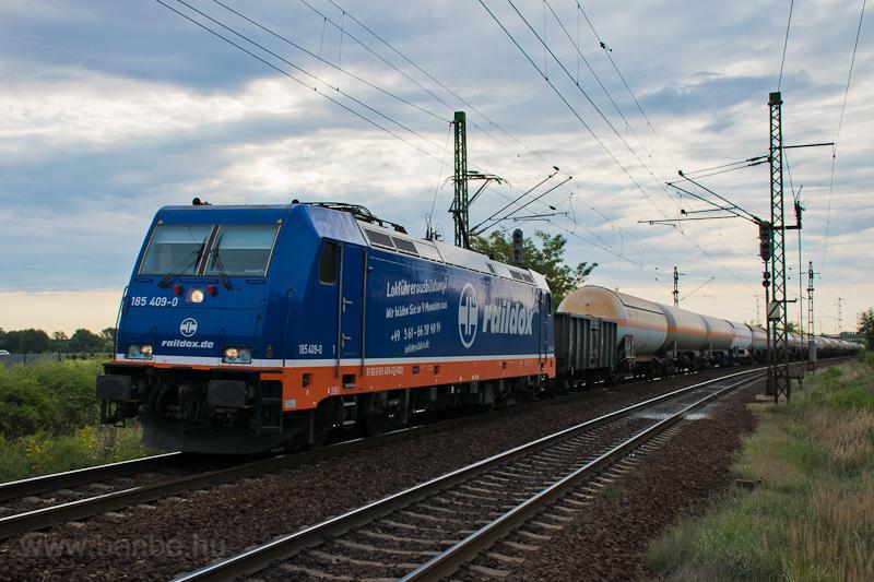 A raildox.de 185 409-0 Hoss fotó