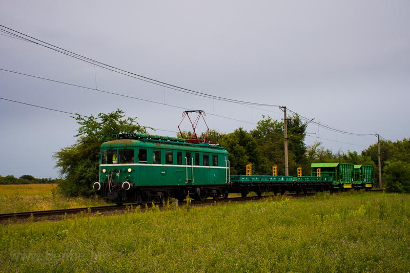 A MÁV-HÉV LVII 90 Szigetmaj fotó