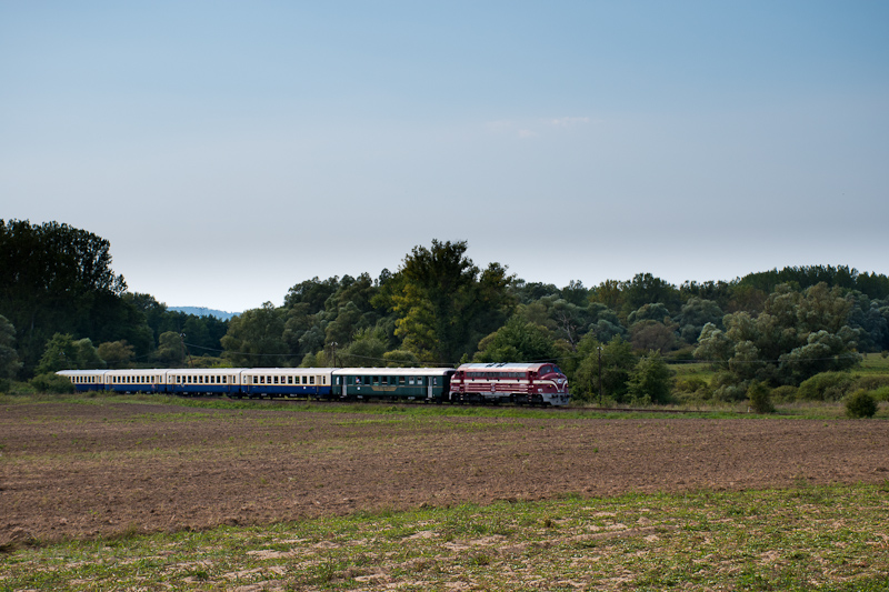A Nohab-GM Alapítvány M61 010 Drégelypalánk és Ipolyvece között fotó