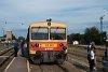 A MÁV-START 117 261 Balassagyarmat állomáson