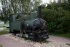 Triglav, a 600 mm narrow-gauge steam locomotive at Kismaros