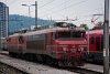 A SŽ 363 023 Laibach állomáson