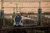 A MÁV-START 415 121 Soroksári út állomáson