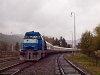 A ŽSSK 736 013-4 Banská Štiavnica állomáson