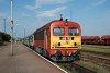 A MÁV-START 418 152 Sátoraljaújhely állomáson