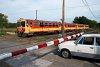 A MÁV-START 117 329 Drégelypalánk állomáson