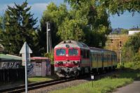 A MÁV-START M41 2143 (418 143) Kőbánya-Kispest és Kispest között