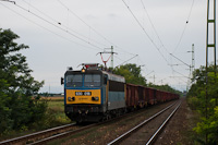 The MÁV-START 630 018 seen between Üllő and Hosszúberek-Péteri