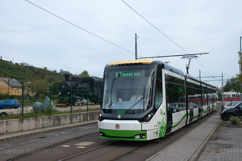 The MVK Zrt. Škoda 26T photo