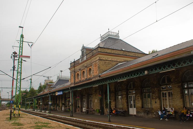 Miskolc Gömöri pályaudvar fotó