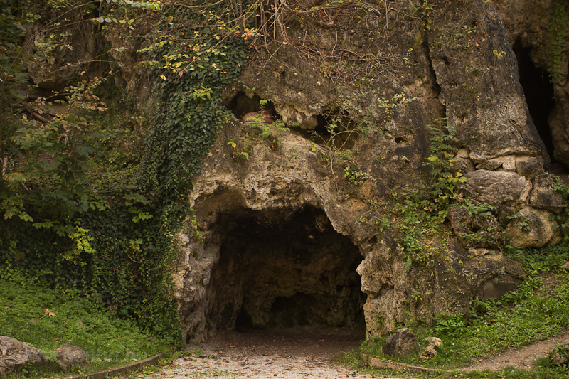 Cave at Lillafüred photo
