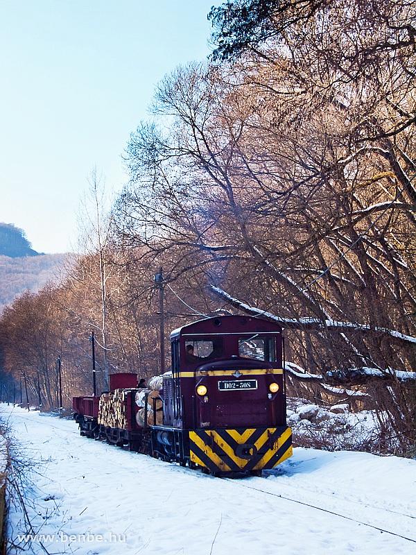 D02-508 tehervonata Középgaradna Rakodónál fotó