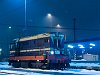 The ZSSKC 721 102-2 diesel-electric shunter at Kassa (Kosice, Slovakia)