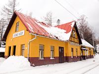 Felsőhági station (Vysné Hágy, Slovakia)