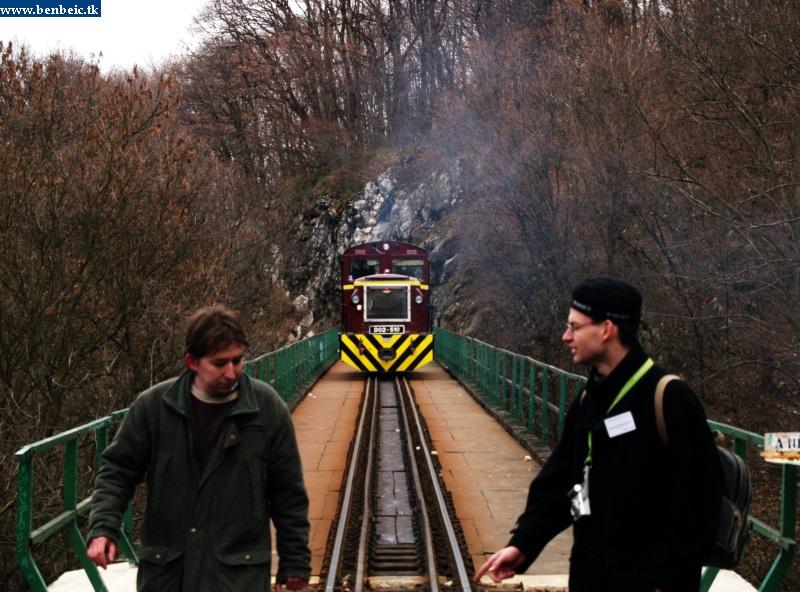 Pusher locomotive photo