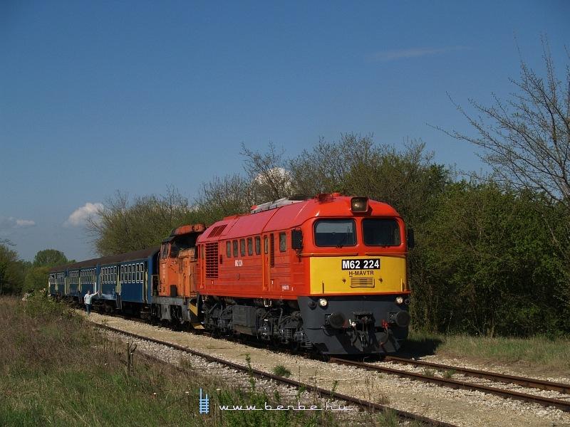 M62 224 Pátkán fotó