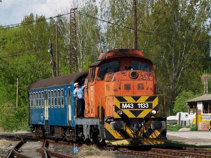M43 1133 Lovasberényben fotó
