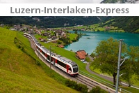 Luzern-Interlaken-Express