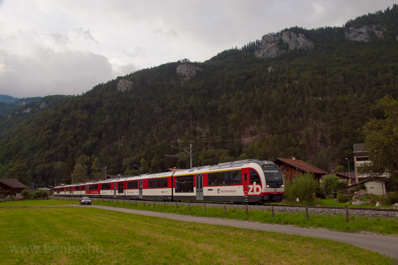 An unidentified Zentralbahn photo