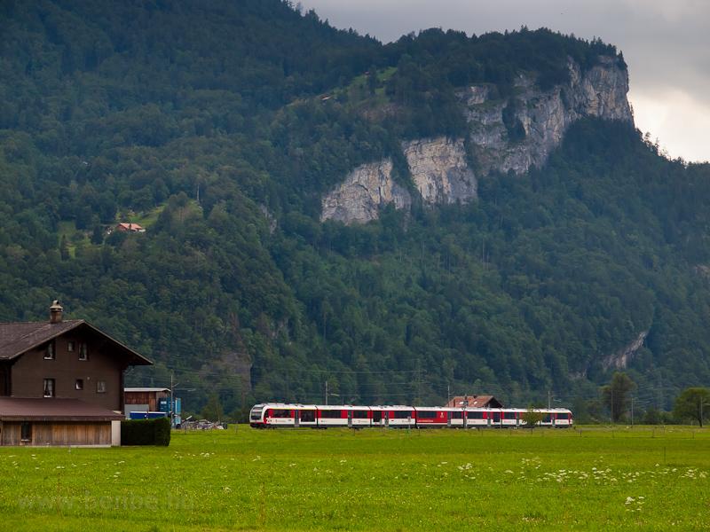 Egy ismeretlen Zentralbahn  fotó