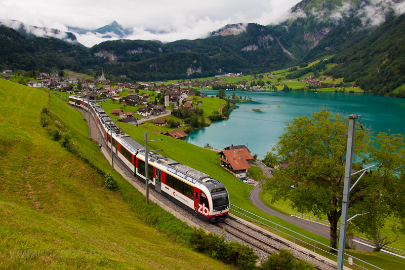The Zentralbahn ABeh 150 20 picture