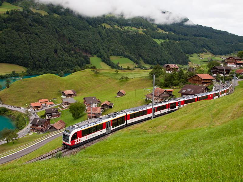 A Zentralbahn ABeh 150 203- fotó