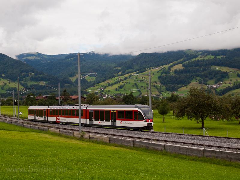 A Zentralbahn 130 003-7  Sp fotó