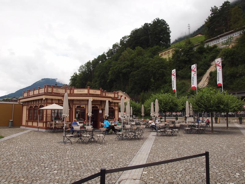 Alpnachstad állomás fotó