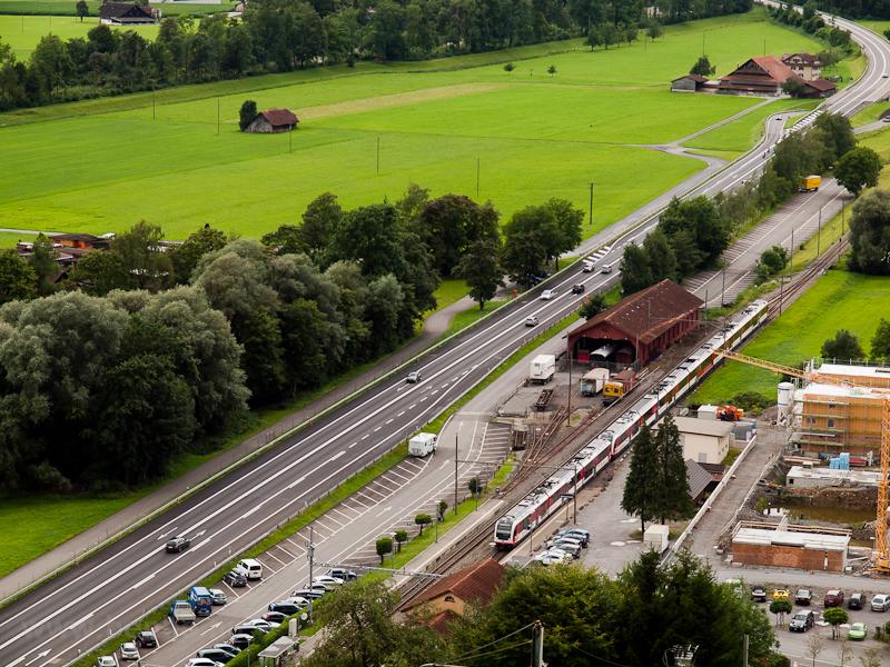 A Zentralbahn FINK+ADLER Lu photo