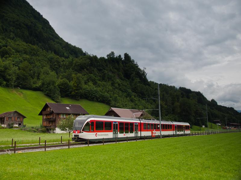 A Zentralbahn ABe 130 009-4 fotó