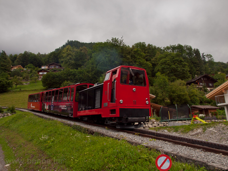 The Brienz-Rothorn-Bahn Hm  photo