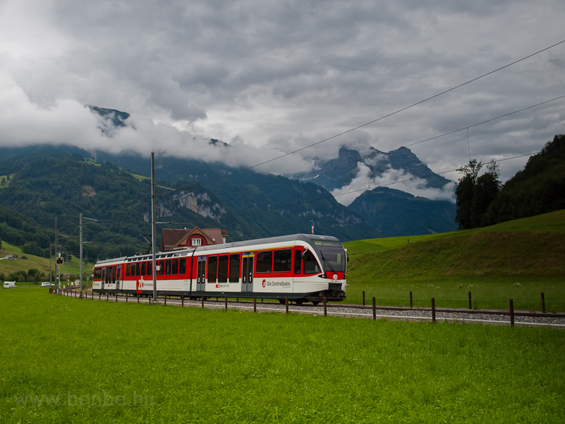The Zentralbahn ABe 130 009 picture