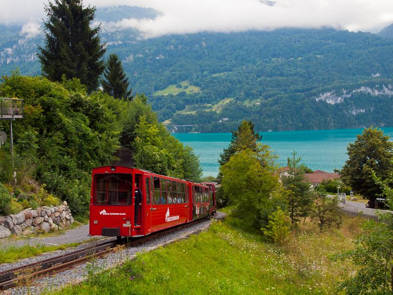 A Brienz-Rothorn-Bahn Hm 2/ fotó