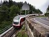 A Zentralbahn ABeh 160 003-6 Brünig-Hasliberg és Chäppeli között