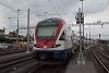 A SBB RABe 511 033  KISS  Rapperswil állomáson