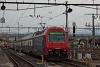 A SBB Re 450 075-7 Rapperswil állomáson