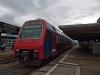 Egy ismeretlen SBB Re 450 vezérlőkocsija Rapperswil állomáson