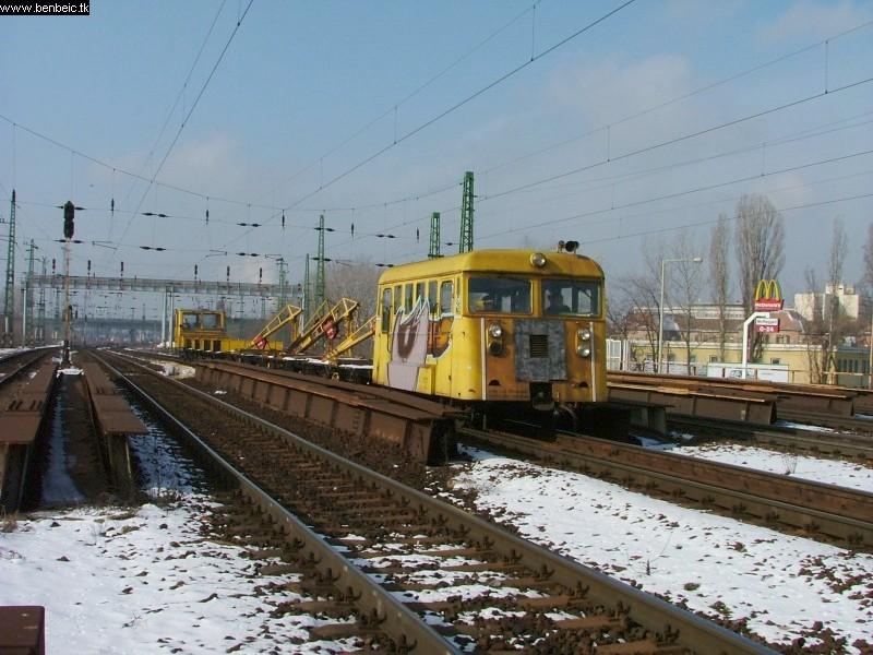 TVG Ferencvárosnál fotó