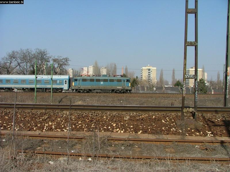 V43 1371 a Keleti után fotó