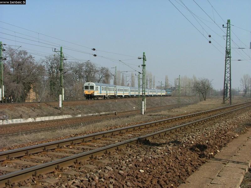 BDt 319 a Keleti után fotó